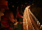 ADC concludes by lighting 100,000 candles